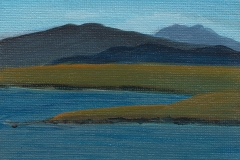 Lorna Boak<i>Where Eagles Soar, Uibhist A' Deas</i>Acrylic£20