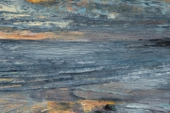Shauna Garnett	<i>Culla Bay Reflections</i>	Oil on linen	£40