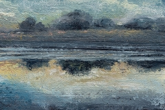 Shauna Garnett	<i>Culla Bay Clouds</i>	Oil on linen	£40