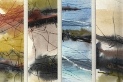 "Catherine Yeatman	<i>Fragments</i>	Watercolour	£32  <a href=""https://uistarts.org/members-directory/#!biz/id/5b901a11afd691b53da65c61"">More on Catherine Yeatman</a>"