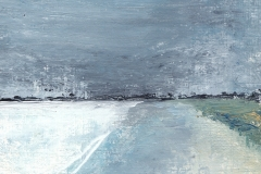 "Pauline Prior-Pitt	<i>Shore</i> 	Acrylic	£25 <a href=""https://uistarts.org/members-directory/#!biz/id/5b901f88f033bfa6123986f1"">More on Pauline Prior-Pitt</a>"