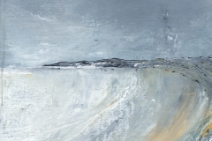 "Pauline Prior-Pitt	<i>Beach Curve</i>	Acrylic	£25 <a href=""https://uistarts.org/members-directory/#!biz/id/5b901f88f033bfa6123986f1"">More on Pauline Prior-Pitt</a>"