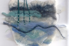 Margaret Fenton	<i>Seapools</i>	Felt and Stitch	£15