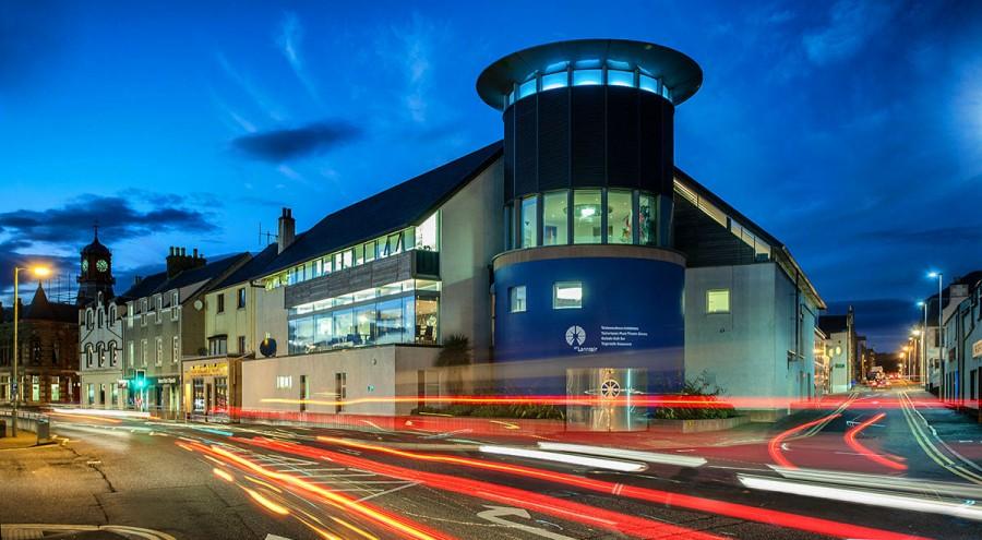Outer Hebrides Island Open Exhibition / Grinneas nan Eilean, An Lanntair, Stornoway
