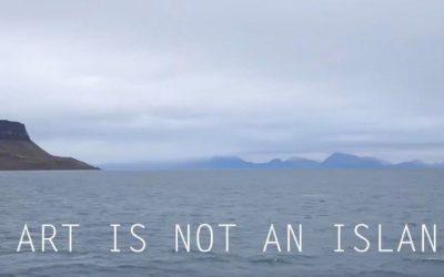Art is Not an Island