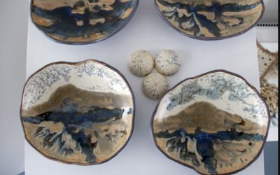 Louise Cook, Shoreline Stoneware: Island Life Distilled
