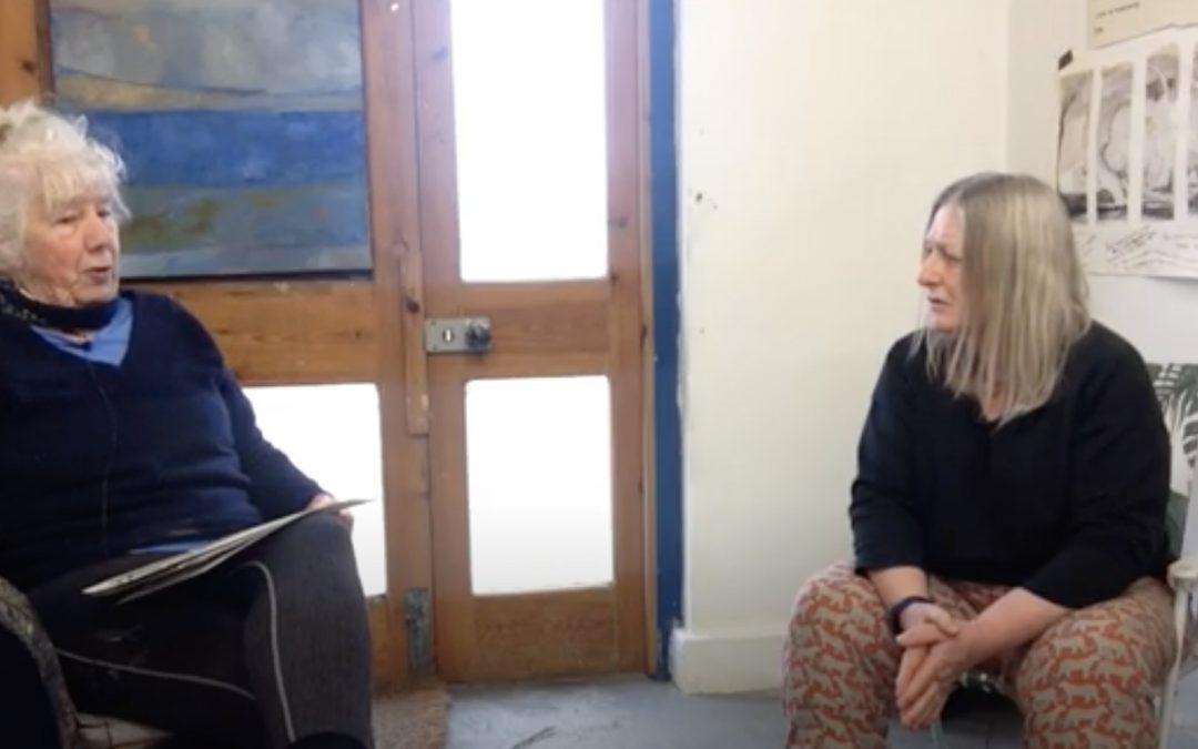 Fiona Pearson and Marnie Keltie: Uist Artists in Conversation