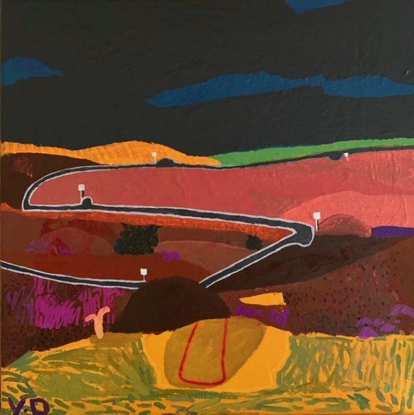 Yasmin Davidson: The Roads That Lead Us