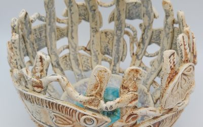 Louise Cook, Shoreline Stoneware: Island Life Distilled