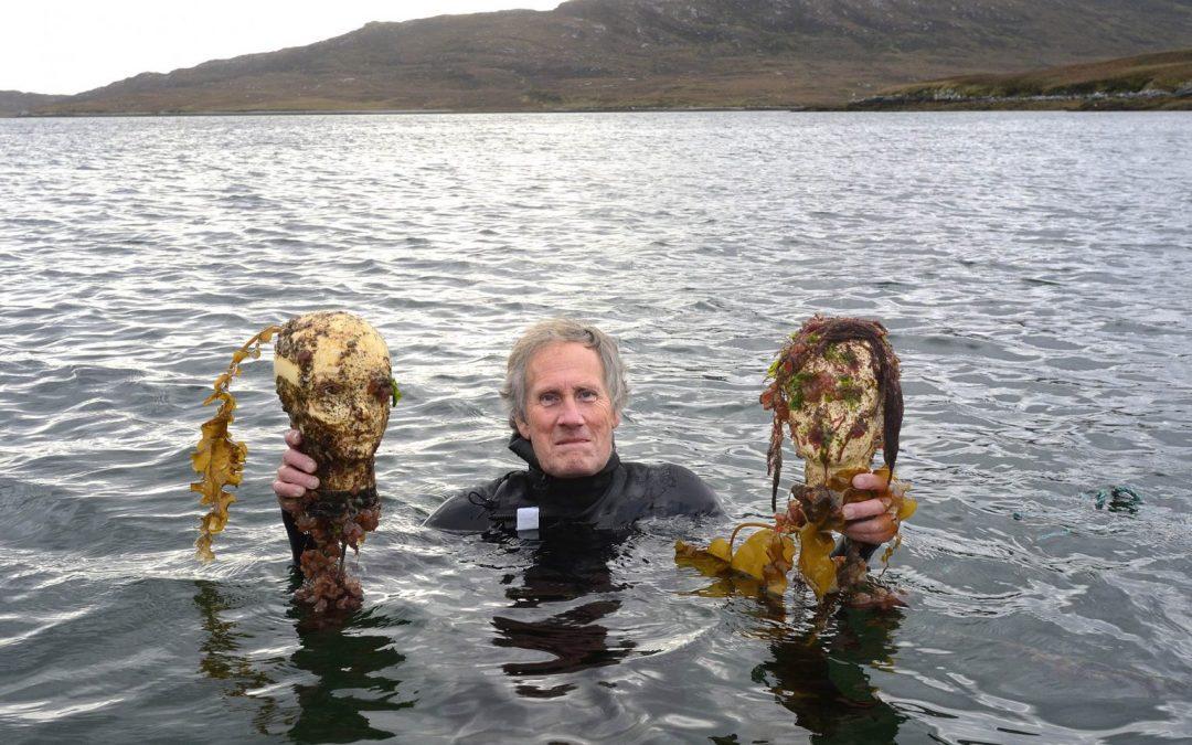 Meet the artist: Fergus Granville